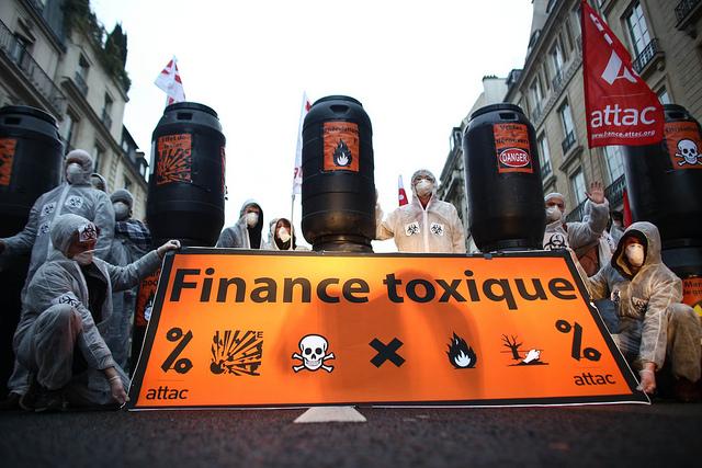 finance toxique