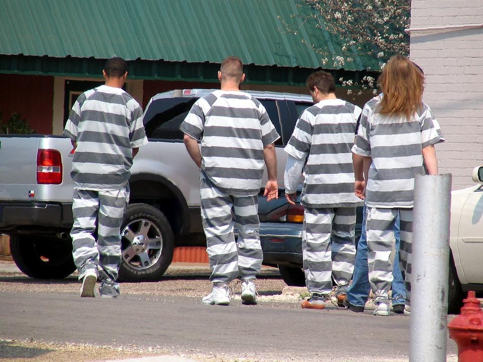 travail prison